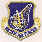Nášivka U.S.A.F. Pacific
